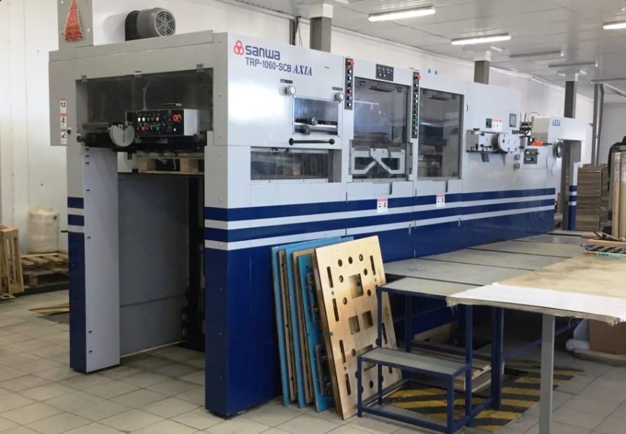 Продажа плоской высечки SANWA TRP-1060-SCB AXIA